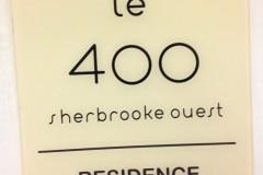 le 400 reverse print acrylic