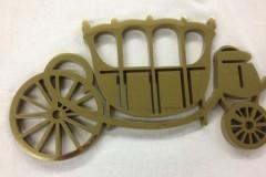 solid brass logo